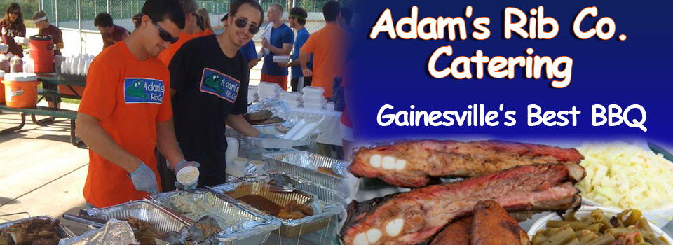 On Site Catering in Gainesville Florida